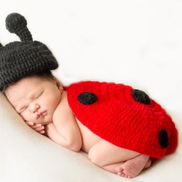 Ava Newborn Photography Goonellabah