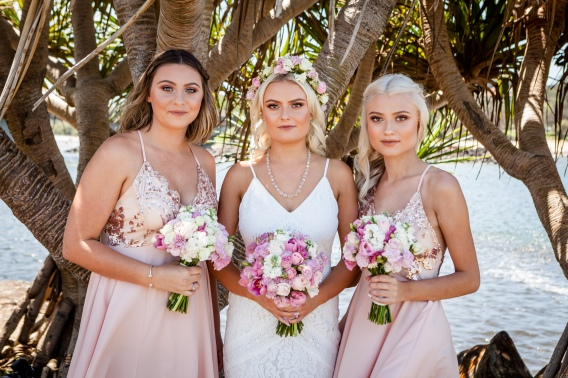 Ballina beach wedding photography-57