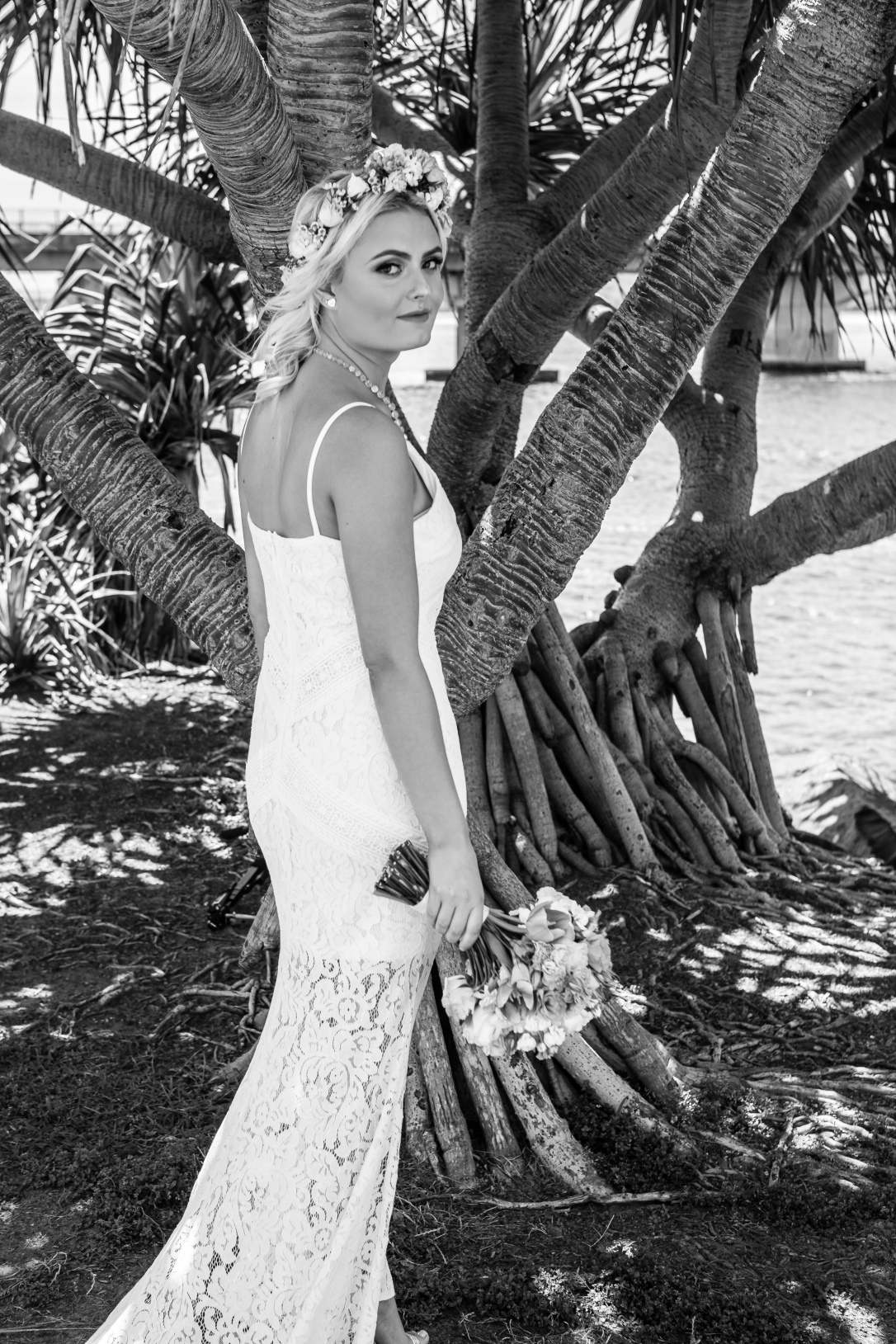 Ballina beach wedding photography-63