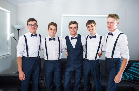 B & M Wedding Nerang QLD-3