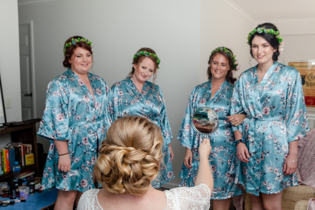 B & M Wedding Nerang QLD-35