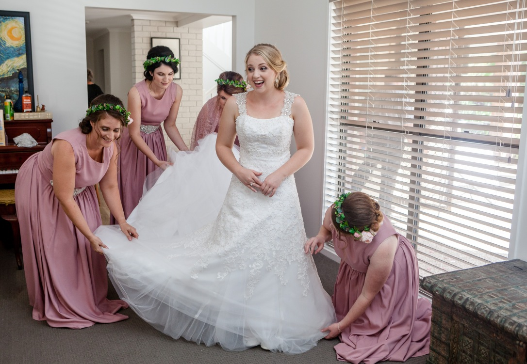 B & M Wedding Nerang QLD-39