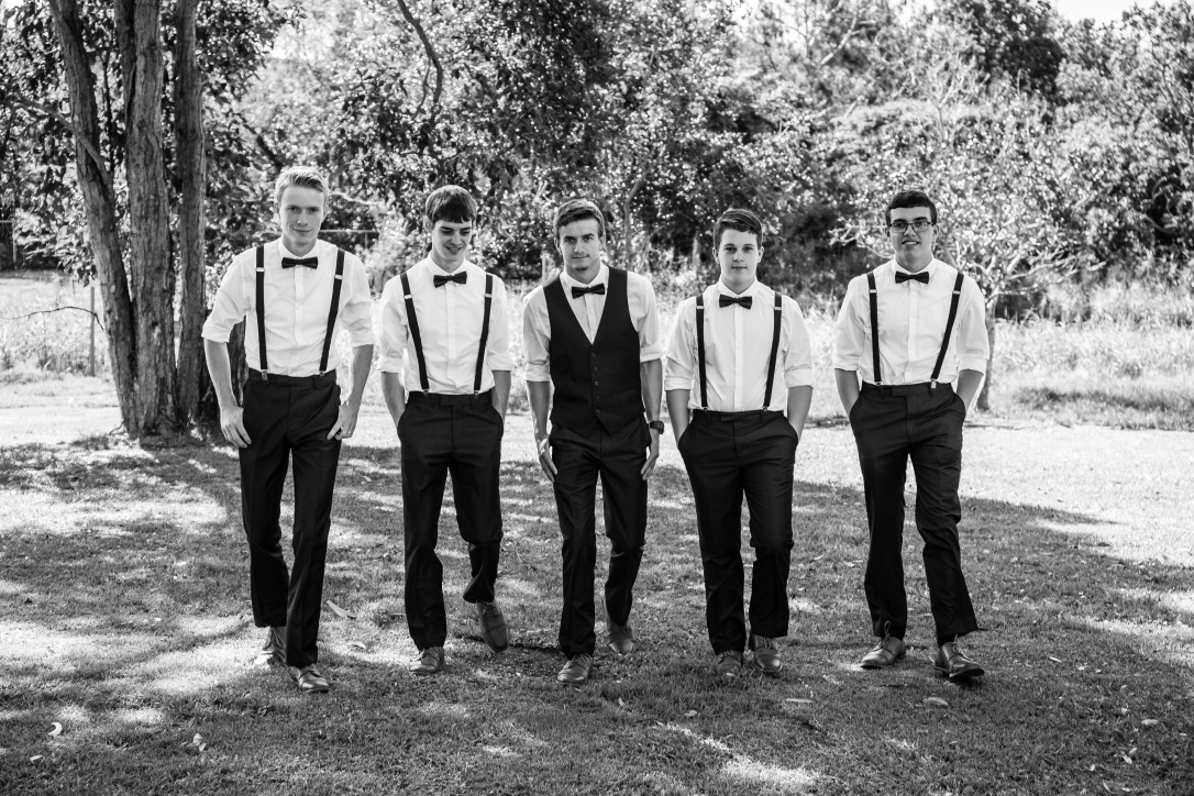 B & M Wedding Nerang QLD-4