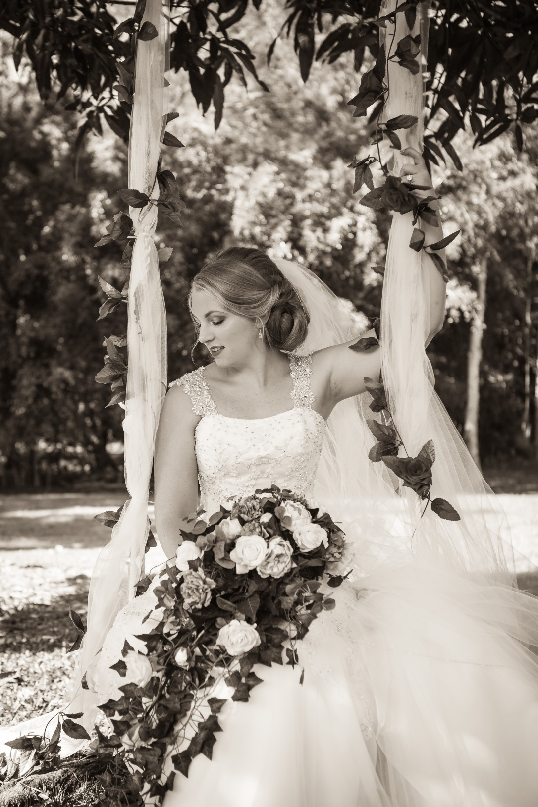 B & M Wedding Nerang QLD-47