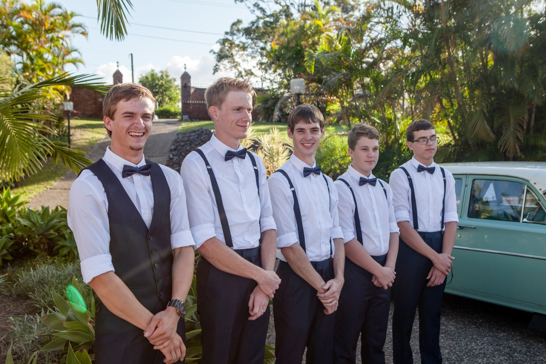 B & M Wedding Nerang QLD-52