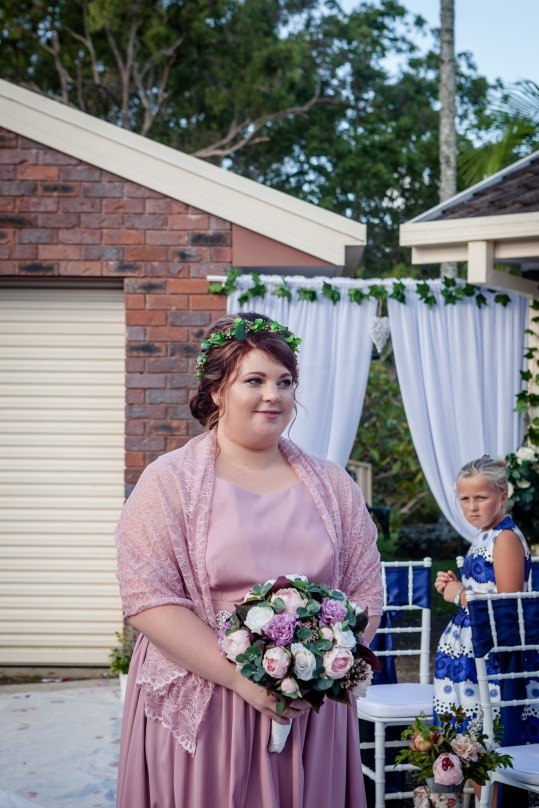 B & M Wedding Nerang QLD-57
