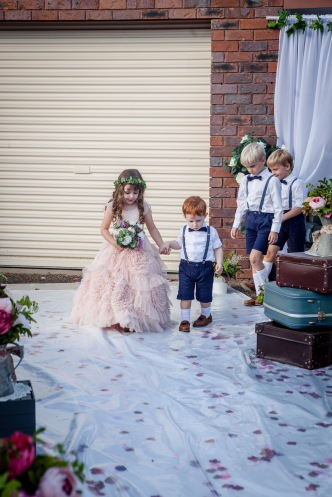 B & M Wedding Nerang QLD-58