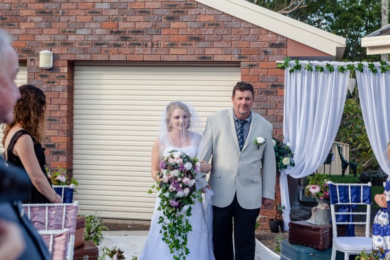 B & M Wedding Nerang QLD-61