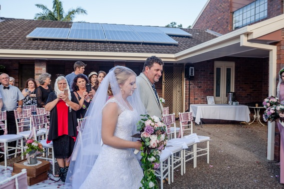 B & M Wedding Nerang QLD-62