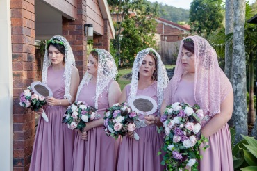 B & M Wedding Nerang QLD-63