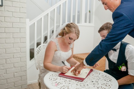 B & M Wedding Nerang QLD-76
