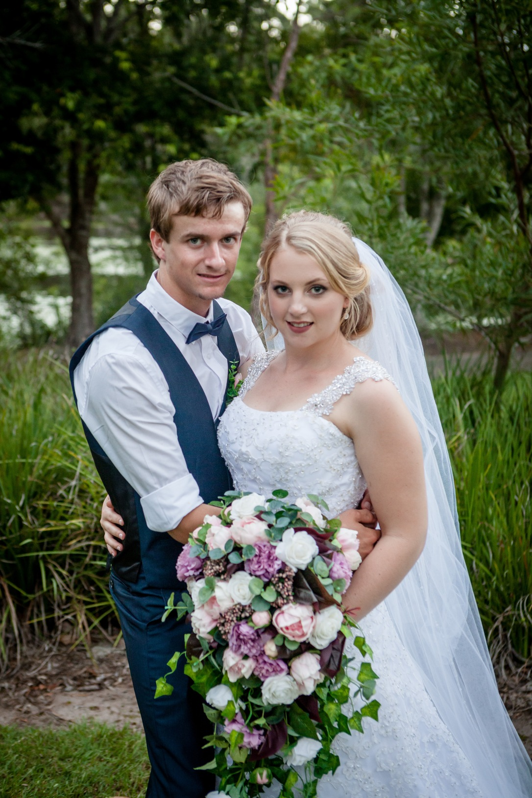 B & M Wedding Nerang QLD-83