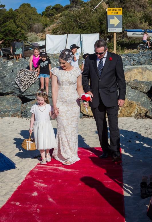 Seacliff Beach Wedding South Australia-16