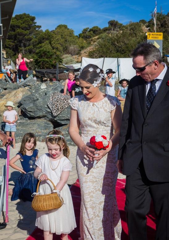 Seacliff Beach Wedding South Australia-17