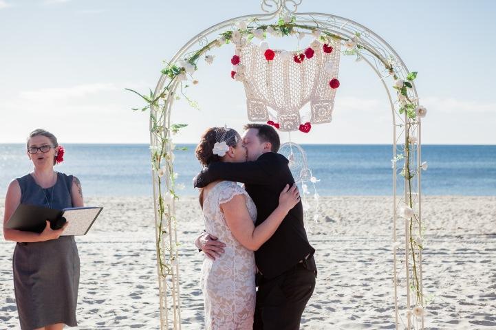 Seacliff Beach Wedding South Australia-35