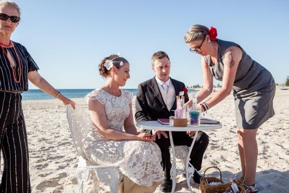 Seacliff Beach Wedding South Australia-38