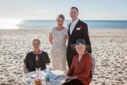 Seacliff Beach Wedding South Australia-43