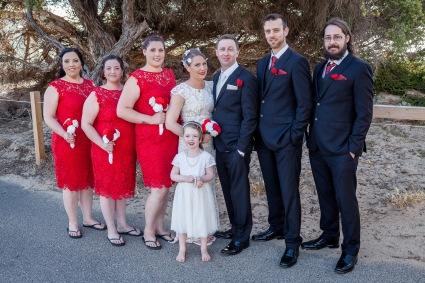 Seacliff Beach Wedding South Australia-49