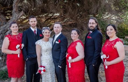 Seacliff Beach Wedding South Australia-50