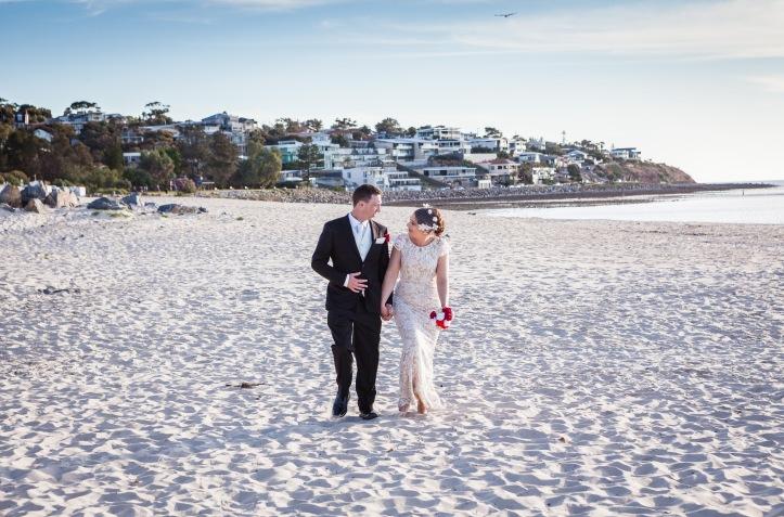 Seacliff Beach Wedding South Australia-51