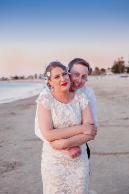 Seacliff Beach Wedding South Australia-72