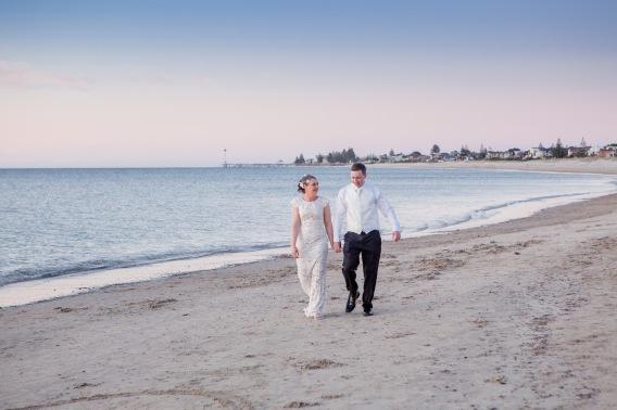 Seacliff Beach Wedding South Australia-73