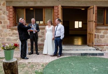 C & P Wedding Kuitpo Hall SA-36