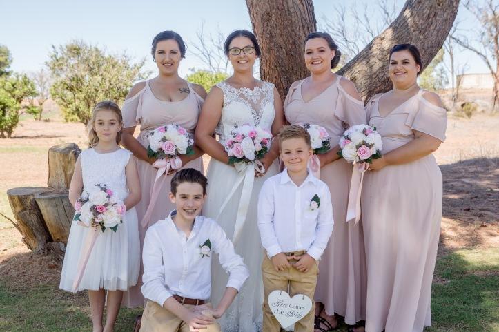 Nildottie SA Farm Wedding-14
