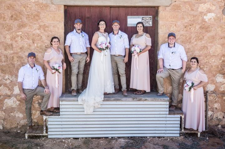 Nildottie SA Farm Wedding-40