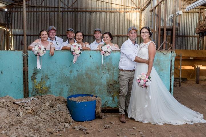 Nildottie SA Farm Wedding-55