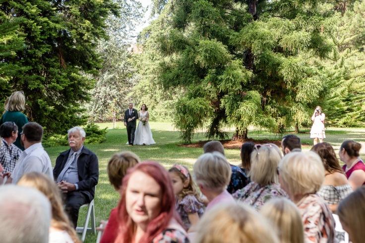 Adelaide Botanic Gardens Wedding-16