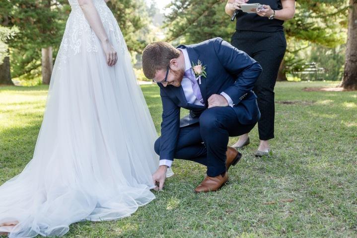 Adelaide Botanic Gardens Wedding-26
