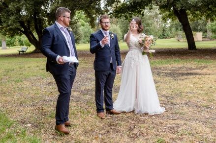 Adelaide Botanic Gardens Wedding-43