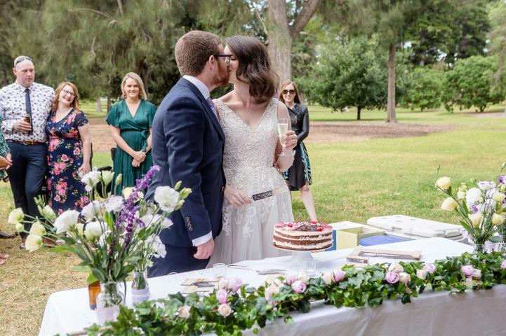 Adelaide Botanic Gardens Wedding-44