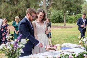 Adelaide Botanic Gardens Wedding-45