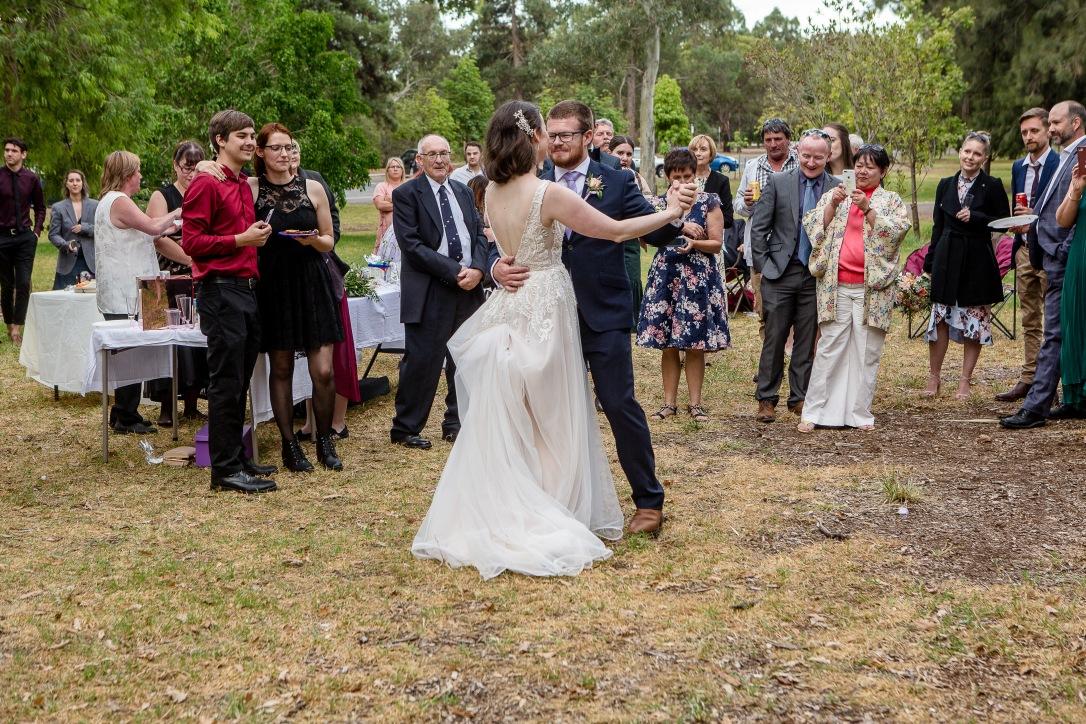 Adelaide Botanic Gardens Wedding-49