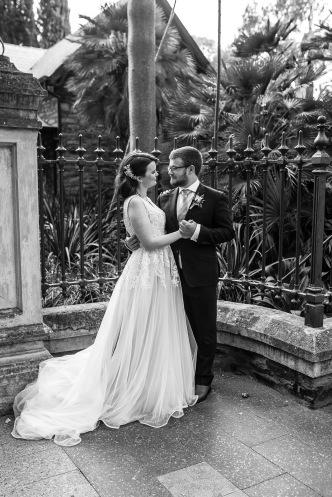 Adelaide Botanic Gardens Wedding-64